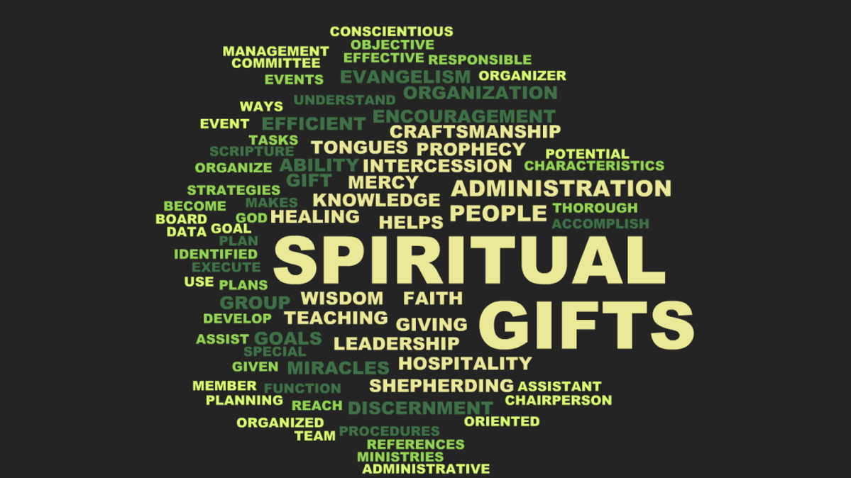 Spiritual Gifts – An Unbroken Circle – Broken Vessels Quaker